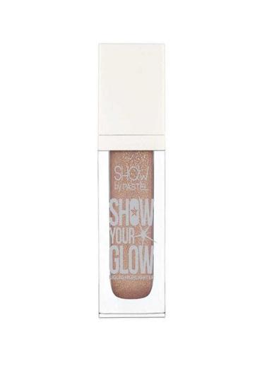 Pastel Pastel Show Your Glow Liquid Highlighter No:71 Kahve